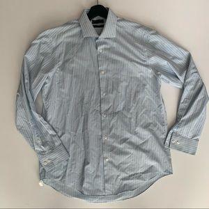 Men's 16, 32/33 dress shirt Calvin Klein slim fit